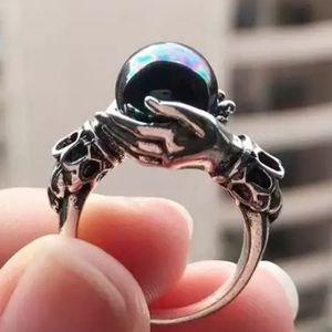 All-Seeing Mystic Gypsy Ring